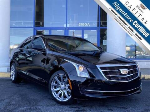 2018 Cadillac ATS for sale at Southern Auto Solutions - Georgia Car Finder - Southern Auto Solutions - Capital Cadillac in Marietta GA