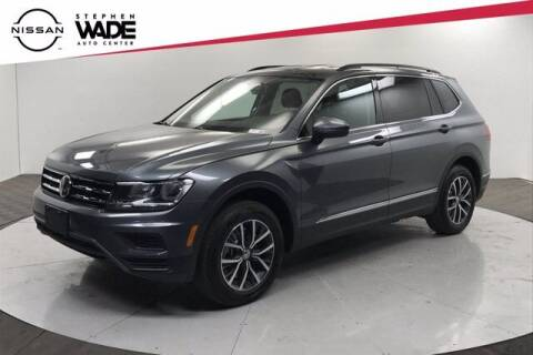 2020 Volkswagen Tiguan for sale at Stephen Wade Pre-Owned Supercenter in Saint George UT