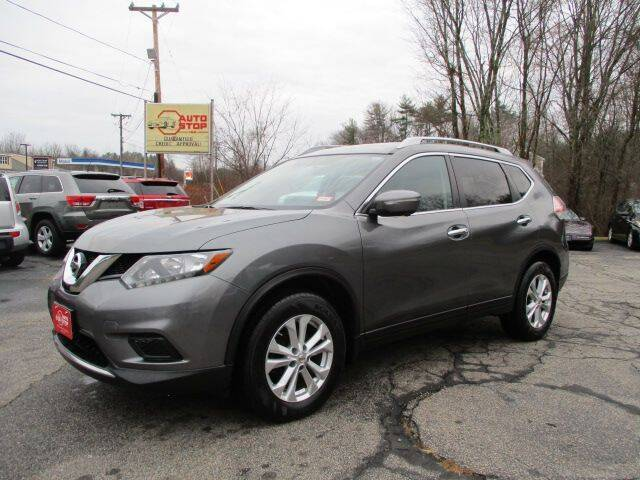 2014 Nissan Rogue for sale at AUTO STOP INC. in Pelham NH