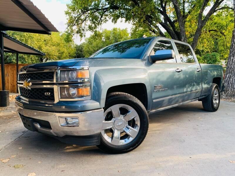 2014 Chevrolet Silverado 1500 for sale at DFW Auto Provider in Haltom City TX
