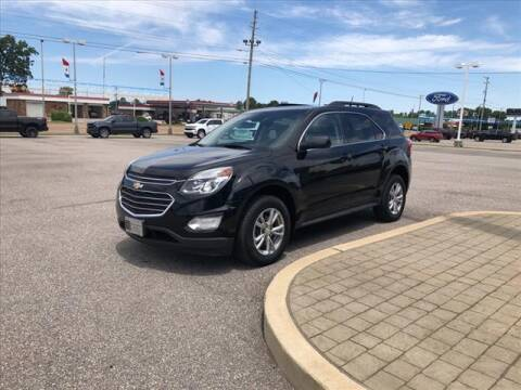 2017 Chevrolet Equinox for sale at Herman Jenkins Used Cars in Union City TN
