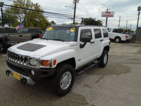 2008 HUMMER H3 for sale at BAS MOTORS in Houston TX