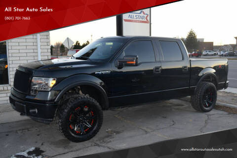 2009 Ford F-150 for sale at All Star Auto Sales in Pleasant Grove UT
