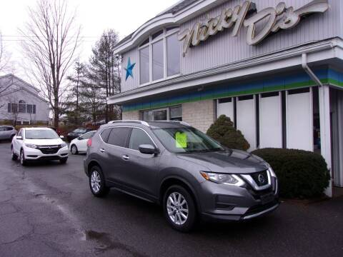 2017 Nissan Rogue for sale at Nicky D's in Easthampton MA