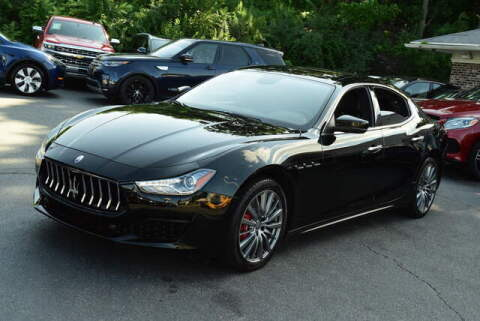 2018 Maserati Ghibli for sale at Automall Collection in Peabody MA