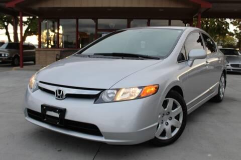 2007 Honda Civic for sale at ALIC MOTORS in Boise ID