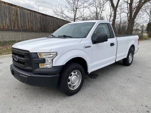 2015 Ford F-150 for sale at Posen Motors in Posen IL