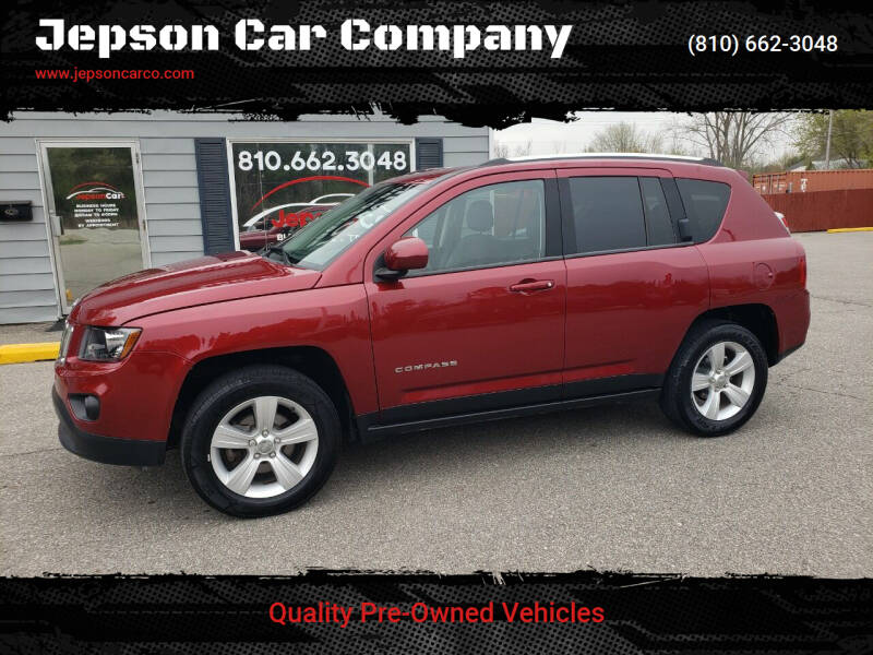 2014 Jeep Compass for sale in Saint Clair, MI