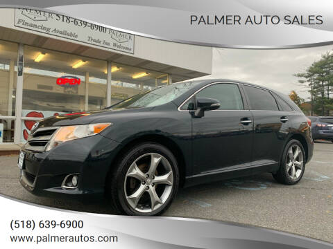 2013 Toyota Venza for sale at Palmer Auto Sales in Menands NY