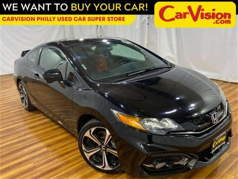 2014 Honda Civic for sale at Car Vision Mitsubishi Norristown - Car Vision Philly Used Car SuperStore in Philadelphia PA