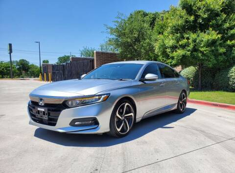 2018 Honda Accord for sale at International Auto Sales in Garland TX