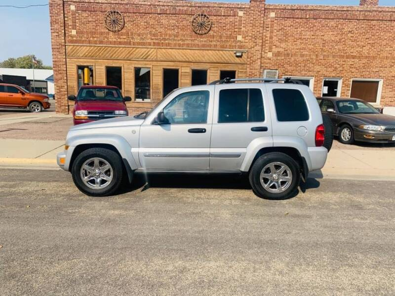 2005 Jeep Liberty for sale at Car Corral in Tyler MN