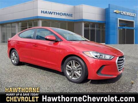 2017 Hyundai Elantra for sale at Hawthorne Chevrolet in Hawthorne NJ