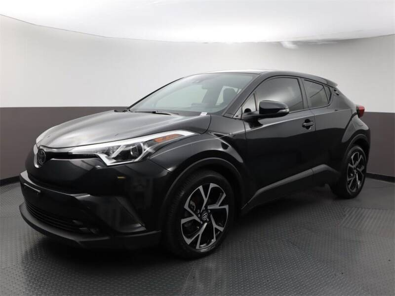 2019 Toyota C-HR for sale at Florida Fine Cars - West Palm Beach in West Palm Beach FL