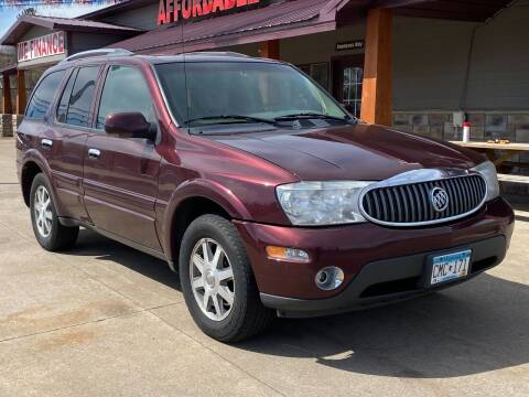2006 Buick Rainier for sale at Affordable Auto Sales in Cambridge MN