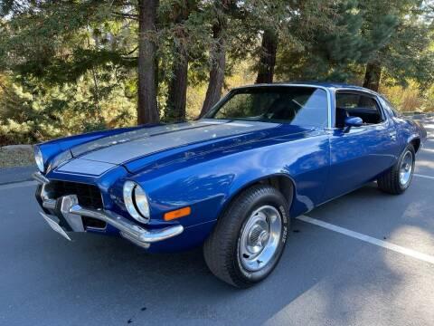 1973 Chevrolet Camaro for sale at Dodi Auto Sales in Monterey CA