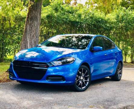 2016 Dodge Dart for sale at Sunshine Auto Sales in Oakland Park FL