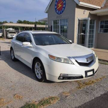 2009 Acura TL for sale at Spark Motors in Kansas City MO