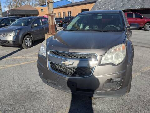 2010 Chevrolet Equinox for sale at Northern Lights Auto Service Inc in Mattydale NY