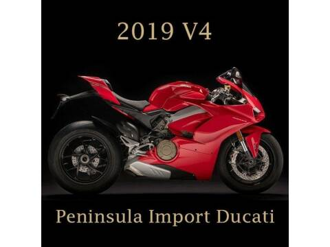 2019 Ducati Superbike for sale at Peninsula Motor Vehicle Group in Oakville NY