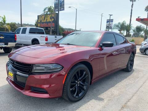 2017 Dodge Charger for sale at Mac Auto Inc in La Habra CA
