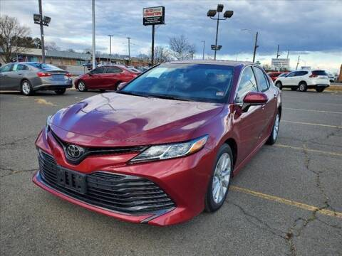 2018 Toyota Camry for sale at Auto Connection in Manassas VA