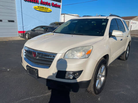 2007 Saturn Outlook for sale at Kellis Auto Sales in Columbus OH