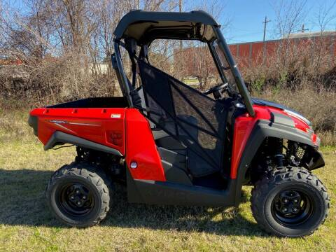 2018 Kymco 450i for sale at JENTSCH MOTORS in Hearne TX