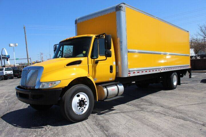 2017 International DuraStar 4300 for sale at BROADWAY FORD TRUCK SALES in Saint Louis MO