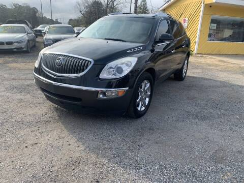 2009 Buick Enclave for sale at THE COLISEUM MOTORS in Pensacola FL