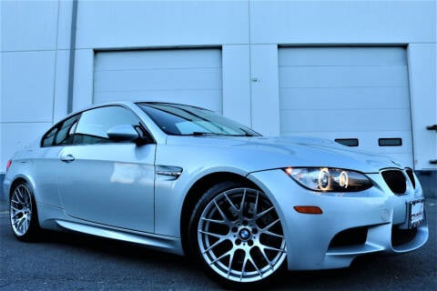 2012 BMW M3 for sale at Chantilly Auto Sales in Chantilly VA