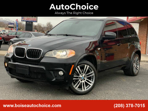 2013 BMW X5 for sale at AutoChoice in Boise ID