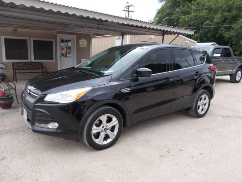 2013 Ford Escape for sale at DISCOUNT AUTOS in Cibolo TX