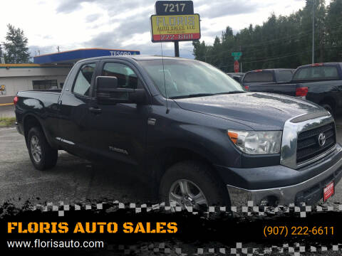 2007 Toyota Tundra for sale at FLORIS AUTO SALES in Anchorage AK