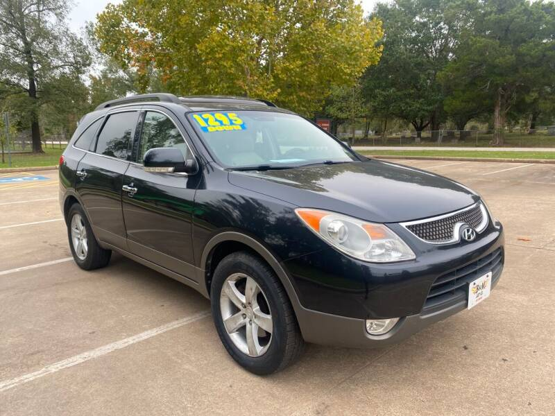 2008 Hyundai Veracruz for sale at B & M Car Co in Conroe TX