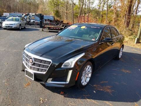 2014 Cadillac CTS for sale at James River Motorsports Inc. in Chester VA