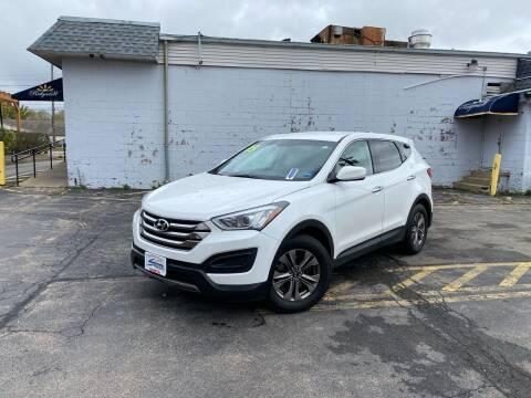 2015 Hyundai Santa Fe Sport for sale at Santa Motors Inc in Rochester NY