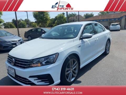 2018 Volkswagen Passat for sale at MIKE AHWAZI in Santa Ana CA