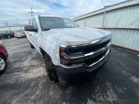2018 Chevrolet Silverado 1500 for sale at Auto Solutions in Warr Acres OK