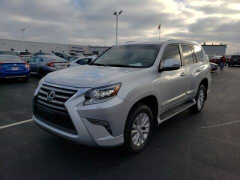 2017 Lexus GX 460 for sale at White's Honda Toyota of Lima in Lima OH