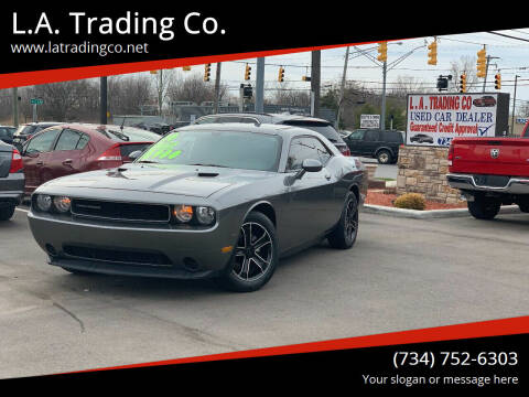 2011 Dodge Challenger for sale at L.A. Trading Co. in Woodhaven MI