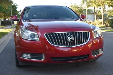 2013 Buick Regal for sale at Monaco Motor Group in Orlando FL