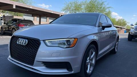 2015 Audi A3 for sale at Autodealz in Tempe AZ