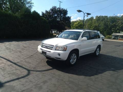 2006 Toyota Highlander Hybrid for sale at Keens Auto Sales in Union City OH