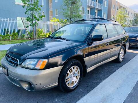 2003 Subaru Outback for sale at LA Motors Miami in Miami FL