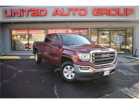 2016 GMC Sierra 1500 for sale at United Auto Group in Putnam CT