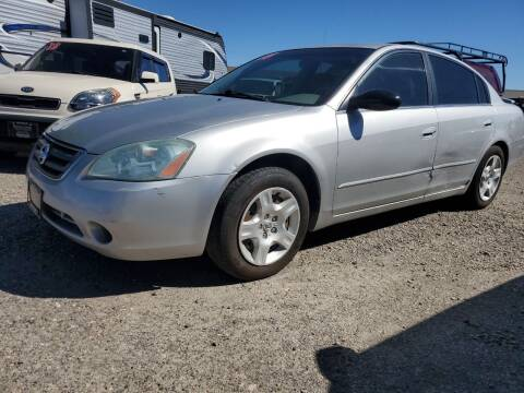 2004 Nissan Altima for sale at Revolution Auto Group in Idaho Falls ID