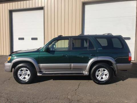 2002 Toyota 4Runner for sale at Massirio Enterprises in Middletown CT