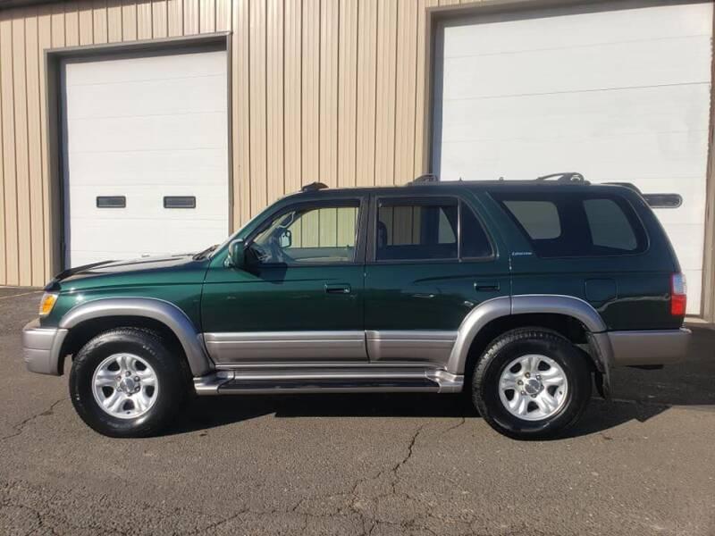 2002 Toyota 4Runner for sale at Massirio Enterprises in Middletown CT