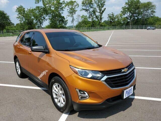 2018 Chevrolet Equinox for sale at CON ALVARO ¡TODOS CALIFICAN!™ in Columbia TN